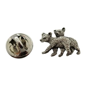 Antiqued Pewter Miniature Lapel Pins ~ Hand Crafted Art